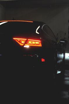 Audi RS7 | Night Lights