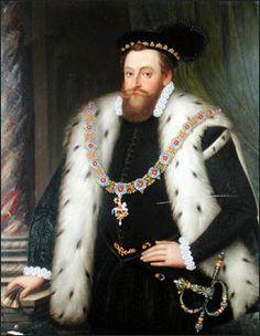 Portrait of Sir Henry Sidney (1529-1586)