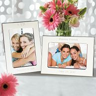 Silverplated Picture Frame