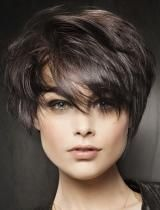 The best collection of Very Short Bob Haircuts Latest and best Very Short bob hairstyles, haircuts, hairstyle trends Messy Short Hair, Short Hair With Layers, Short Hair Cuts For Women, Short Hairstyles For Women, Straight Hairstyles, Thick Hair, Layered Hairstyles, Asymmetrical Hairstyles, Wavy Hair