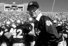 """""""Without self-discipline, success is impossible, period."""" -- Lou Holtz"""