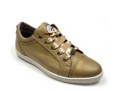 Metro sneaker 13053 - brons