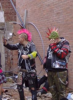 Punk Mohawk, Afro Punk, Anti Fashion, Punk Fashion, Estilo Punk Rock, Rock Revolution, Mode Punk, Anarcho Punk, Punk Boy