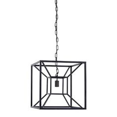 Shop for Mercana Briar Black Metal Ceiling Fixture. Get free delivery On EVERYTHING* Overstock - Your Online Ceiling Lighting Store! Get in rewards with Club O! Track Lighting Fixtures, Ceiling Light Fixtures, Cool Lighting, Black Chandelier, Chandelier Ceiling Lights, Ceiling Lamp, Drum Pendant, Pendant Lighting, Online Lighting Stores