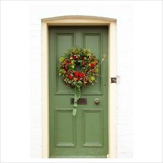 green front door | green front doors