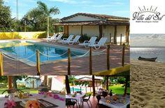 Villa del Sol, Hotel in Panama Panama, Villa, Das Hotel, Strand, Pergola, Outdoor Structures, Sun, Perfect Place, Destinations