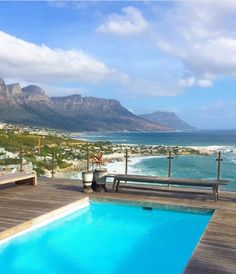 Cape View Clifton Hotel, Cape Town - South Africa