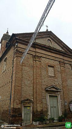 Chiesa di San Michele #Recanati #Marche #Italia #Viaggio #Viaggiare #AlwaysOnTheRoad