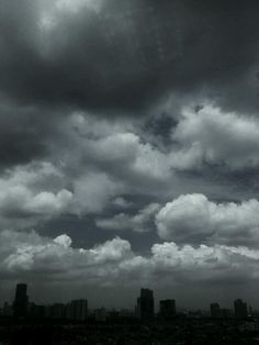 Heavy. Cloudy.