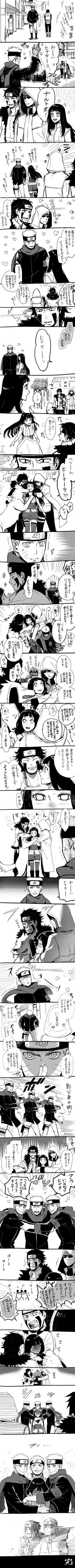 NARUTO/#1803391 - Zerochan Don't know what they says but it is funny! :D :D