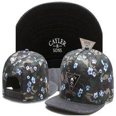 0a316b1b 20 Style Swag Cayler Sons Snapback Caps Flat Hip Hop Cap Baseball Hat Hats