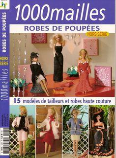 vetement barbie au crochet - Angelines-NINES - Picasa Web Albums