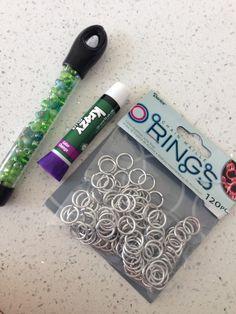 DIY Knitting Stitch Markers