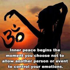 Lord I wish I could master this! (Shrugs shoulders) om symbol of inner peace   Inner peace