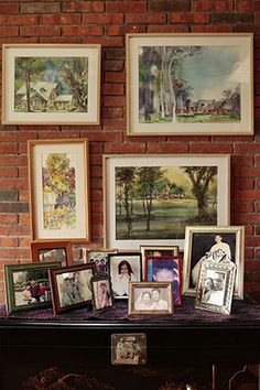 Vinya Alcantara, the mother of Casa San Pablo proprietor Boots Alcantara, welcomes us into her two-storey house Home Organization, Organizing, Two Storey House, Traditional House, Filipino, Cottage Style, House Tours, Spanish, Interior Decorating