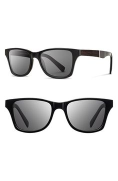 Shwood 'Canby' 53mm Sunglasses
