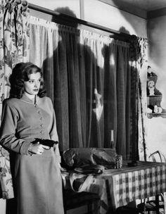 """Jane Greer en """"Retorno al pasado"""", 1947"""