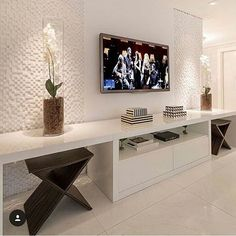 Movie-like Home Theater Projectors For Entertainment Home Interior Design, Living Room Tv Unit Designs, Decor, Home Theater Decor, Home, Living Room Decor Modern, Living Room Tv, Living Room Tv Unit, Home Decor