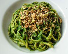 MY NATURAL PATH: Green pasta  #mynaturalpath  #nature #vegan #veganfoodshare #veganfoodporn #whatveganseat #plantbased #nutrition #healthy  #avocado  #pistachios  #pasta