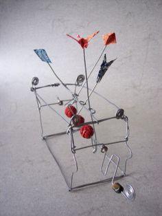 wire automata