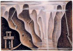 Fiordo, 1943 by Xul Solar. What Is Amazing, Max Ernst, Tumblr, Art Database, Wassily Kandinsky, Cubism, Figurative Art, American Art, Art History