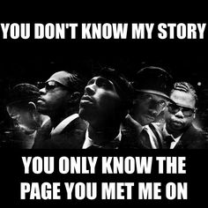 It's a long story... #quotes #BTNH