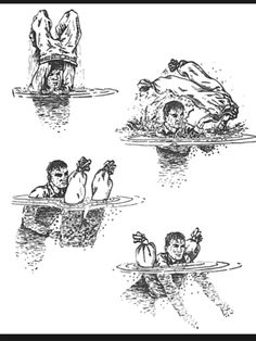 Here's a swimming tip