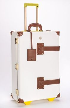 kate spade new york new yorker - stowaway wheeled suitcase available at #Nordstrom