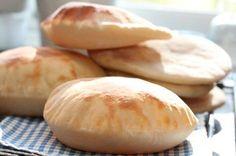 Bread Recipes, Baking Recipes, Chapati, Pita Bread, Dough Recipe, Naan, Diy Food, Indian Food Recipes, Baked Goods