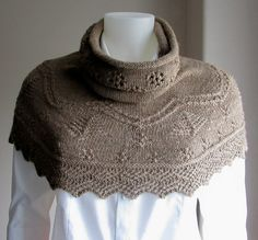 Ravelry: Project Gallery for Colorado Cashmere Wimples pattern by Priscilla Gibson-Roberts