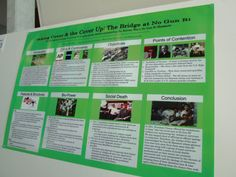 My poster on the No Gun Ri Massacre at the 2014 Wayne State University Graduate School Exposition
