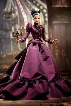 THE FASHION DOLL REVIEW: Two new direct exclusive dolls at BarbieCollector.com: Venetian Muse and Mistress of the Manor