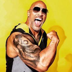 Dwayne Johnson Poses - The Hollywood Gossip Dwayne The Rock, Dwayne Johnson The Rock, Rock Johnson, The Rock Workout, Hollywood Gossip, Hollywood Actor, Toros Tattoo, Dwayne Jonson, Les Sopranos