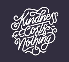 Kindness Costs Nothing (White) T-Shirt
