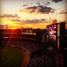 Summer sunsets at The Ted are back: Very pretty