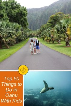 Top 50 Things to Do in Oahu With Kids in 2020 | Family Globetrotters