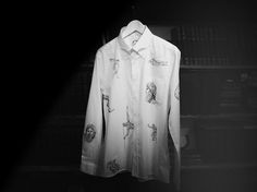 Arran Gregory for Brutus Trimfit – Hand-Drawn Shirts