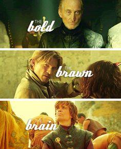 The Lannisters. Hear them roar.