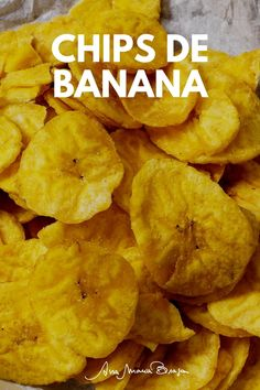 Low Carb Recipes, Vegan Recipes, Cooking Recipes, Banana Chips, Dehydrated Food, Simply Recipes, Healthy Desserts, Food To Make, Good Food