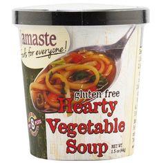 Namaste Foods Hearty Vegetable (12x1.5 Oz)