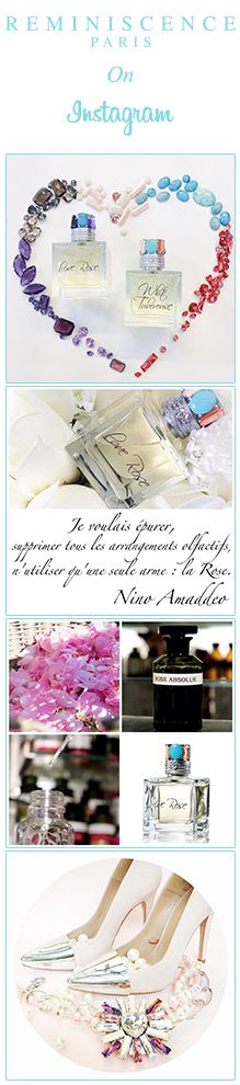 Reminiscence sur Instagram ! #Bijoux #Parfums #Reminiscence #reminiscenceparis