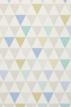 Zenem | Papel de parede geométrico | Padrões de papel de parede | Papel de parede dos anos 70