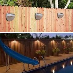 These wireless solar LED lights are great for walkways, driveways, stairways, garden, landscaping, outdoor parties or anywhere outside!SUPER EASY TO INSTALL - NO WIRESAssemble and install in less than a minute under a roof, on your fence, or even on a stem or branch. They will come on automatically at night and turn off automatically at dawn.ENERGY SAVINGUses the sun's energy to solar charge during the day saving electricity costs and being environmentally friendly. Your solar po...