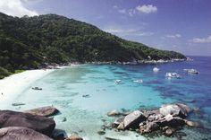Similan Islands(เกาะสิมิลัน) อ.ท้ายเหมือง จ.พังงา Thailand