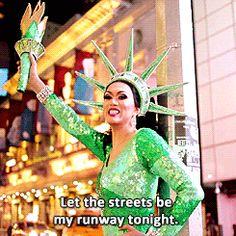 Manila as New York Lady Liberty Costume, Beautiful One, Beautiful People, Manila Luzon, Queen Fashion, My Spirit Animal, Rupaul, Zumba, First World