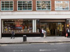 Foyles, 107 Charing Cross Road, London, WC2H 0DT.   14 Beautiful Independent Bookshops In London