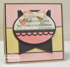 Clearly Sentimental about New Beginnings stamps from My Favorite Things