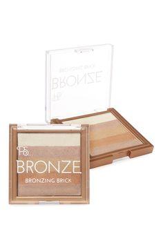 Primark - Bronze Bronzing Brick Palette