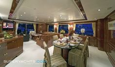 Nanou Yacht Charter - Benetti Luxury Motor Yacht