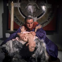 The Devil Rides Out (1968) was a great diabolical Hammer horror